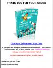 copy-your -way-to-success-plr-ebook-download