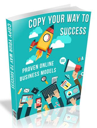 copy your way to success plr ebook