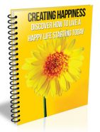 creating happiness plr report