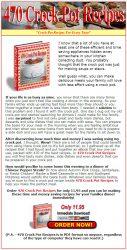 private label rights Private Label Rights and PLR Products crockpotrecipesmrrsalespage 127x250