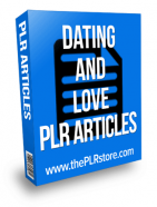 dating and love plr articles