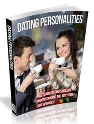 dating personalities plr report