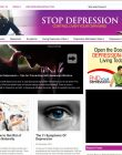 Depression PLR Website Deluxe with Private Label Rights depression plr website cover 110x140