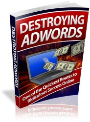 destroying-adwords-plr-ebook-cover