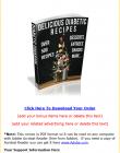 diabetes-cookbook-plr-ebook-download
