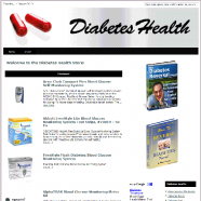 diabetes-health-plr-amazon-store-website-cover