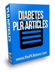 Diabetes PLR Articles diabetes plr articles Diabetes PLR Articles with Private Label Rights diabetes plr articles 190x250