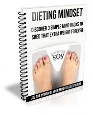 private label rights Private Label Rights and PLR Products dieting mindset cover 750