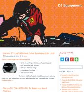 dj-equipment-plr-amazon-store-website-cover