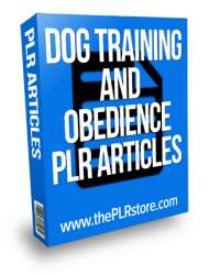 dog training and obedience plr articles dog training and obedience plr articles Dog Training and Obedience PLR Articles dog training and obedience plr articles 190x250
