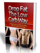 drop fat the low carb way plr ebook