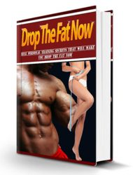 drop the fat now plr ebook
