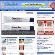 eczema-plr-website-cover