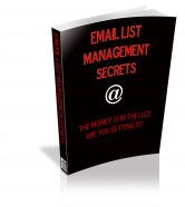 email-list-management-secrets-plr-ebook
