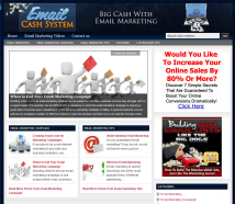 email-marketing-plr-website-blog-index