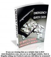 emergency-quick-cash-plr-ebook-cover