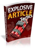 explosive-article-tactics-plr-ebook-cover