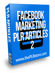 Facebook Marketing PLR Articles 2 facebook marketing plr articles Facebook Marketing PLR Articles 2 facebook marketing plr articles 2 190x250