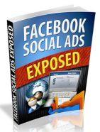 facebook social ads exposed plr ebook