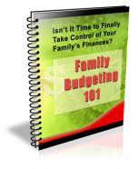 family-budgeting-plr-autoresponder-messages-cover
