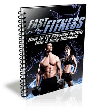 fast fitness plr ebook and audio