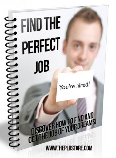 find-the-perfect-job-plr-listbuilding-cover