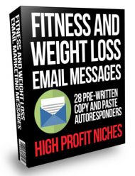 fitness and weight loss email messages