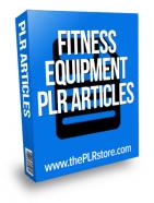 fitness equipment plr articles