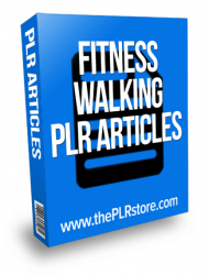 fitness walking plr articles private label rights Private Label Rights and PLR Products fitness walking plr articles