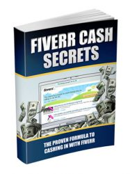 fiverr cash secrets ebook fiverr cash secrets ebook Fiverr Cash Secrets Ebook with Master Resell Rights fiverr cash secrets ebook master resale rights 190x250