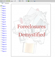 private label rights Private Label Rights and PLR Products foreclosure demystified plr ebook main