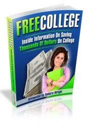 free-college-plr-ebook-cover