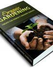 Gardening Minisite PLR Package gardening plr package cover 110x140