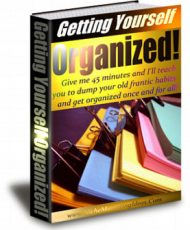 getting-yourself-organized-plr-ebook-cover