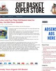 Gift Basket PLR Amazon Pre-Loaded Website Store gift basket plr amazon store website main 110x140