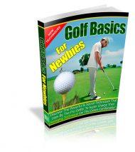 golf-basics-for-newbies-plr-ebook-cover