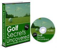 golfsecretsuncoveredlarge  Golf Secrets Uncovered MRR golfsecretsuncoveredlarge 190x159