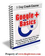 google-plus-basics-plr-ar-series-cover