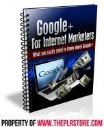 google-plus-for-internet-marketing-mrr-cover