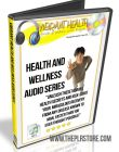Health and Wellness PLR Audio with Private Label Rights health and wellness plr audio cover 110x140