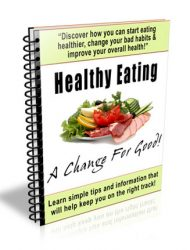 healthy eating plr autoresponder messages