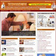 hemorrhoids-plr-website-cover  Hemorrhoids PLR Website – Adsense and Clickbank hemorrhoids plr website cover 190x190