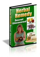herbal-remedy-secrets-uncovered-plr-cover
