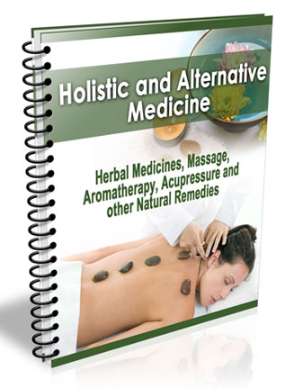 holistic and alternative medicine plr ebook
