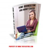 home-business-time-money-savers-plr
