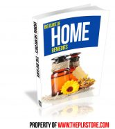 home-remedies-plr-ebook-cover