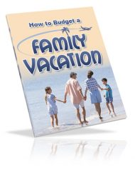 how-to-budget-a-family-vacation-plr-cover