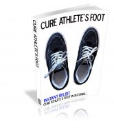 how-to-cure-athletes-foot-plr-ebook-cover