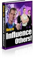 how-to-influence-others-plr-ebook-cover