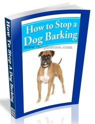 how-to-stop-a-dog-barking-mrr-ebook